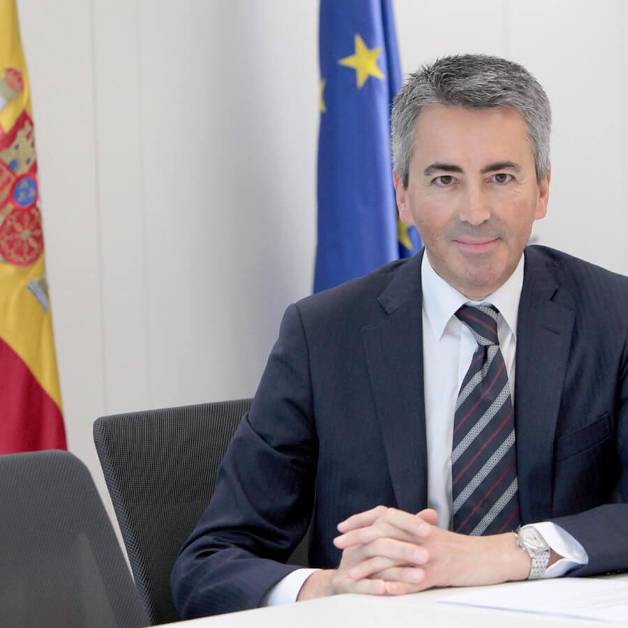 Sergio Álvarez Camiña, Director General DGSFP