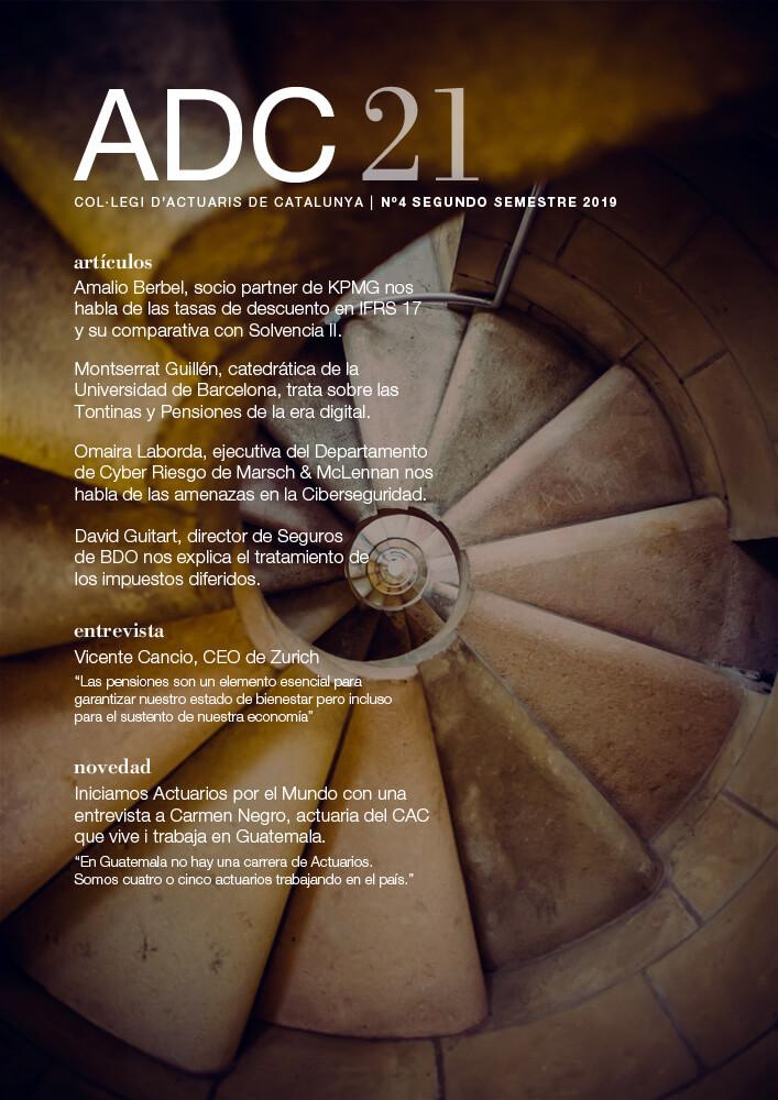 ADC21 – Nº4 Segundo Semestre 2019