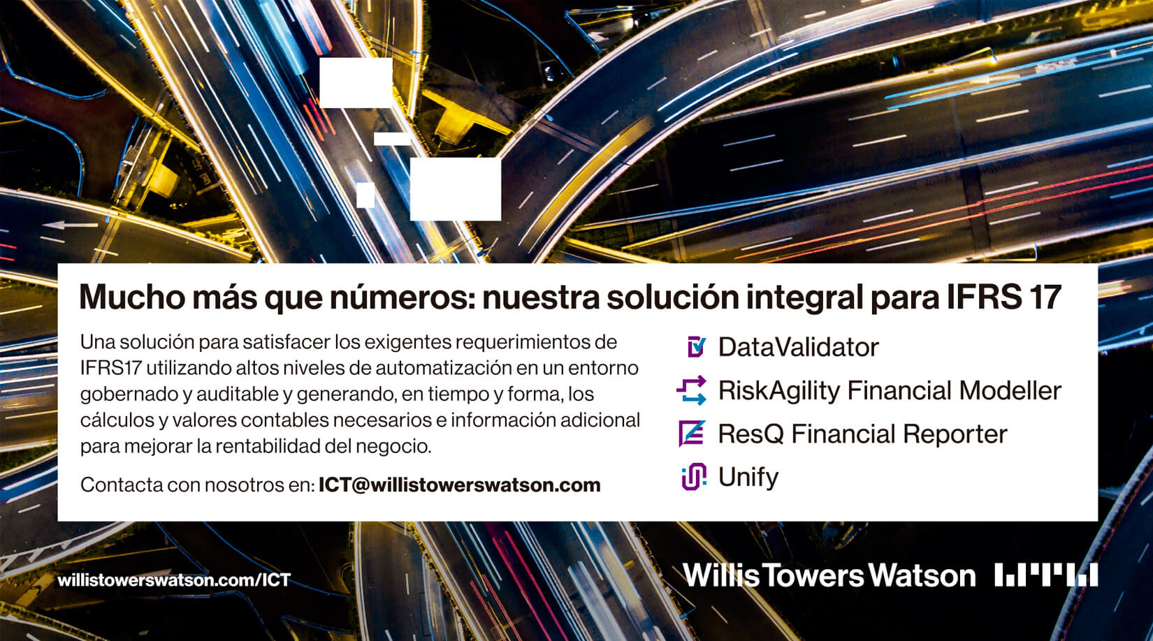 Willis Towers Watson. Unify.
