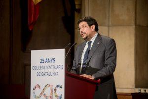 25 anys Col·legi d'Actuaris de Catalunya