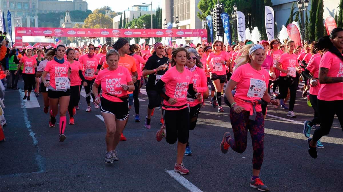 Cursa de la Dona Barcelona 2019
